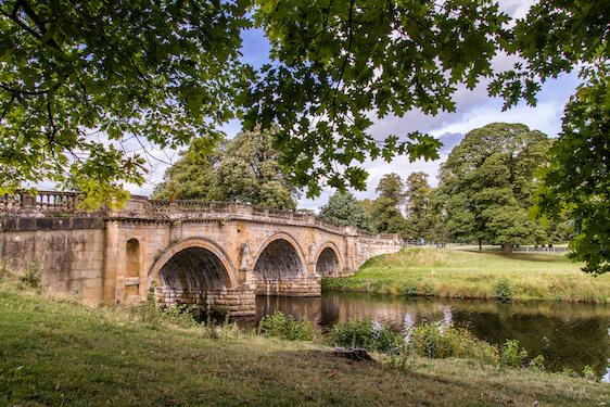 Chatsworth landscape